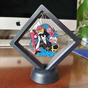 Anime SK∞ SK8 the Infinity Miya Metal Badge Brooch Pin Bedge Ready Stock