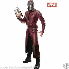 Star Lord Guardians of the Galaxy GOTG Deluxe Adult Costume New Rubies 880809