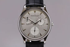 Jaeger LeCoultre Ultra Thin Reserve de Marche 39mm Power Reserve Watch Q1378420