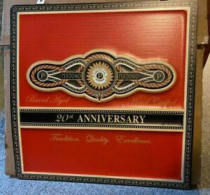 Perdomo Cigars 20th Anniversary Metal Sign