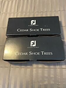 FootJoy Premium Cedar Shoe Trees - 2 Pair