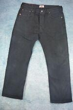 LEVIS Jean  Homme Taille 36 X 32 - Modèle 501 noir