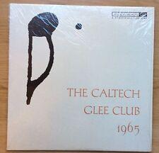 Caltech Glee Club  1965 US LP USA
