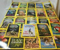 National Geographic Explorer Elementary Leveled Reader Set 48 Books VGC