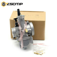 30MM KOSO 30 PWK Power Jet Carburetor Carb For Motorcycle ATV Scooters Dirt Bike