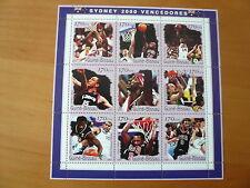 Guinea - Bissau Olympia 2000 Sydney  Mi 1297 - 1305  Klb postfrisch