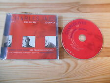 CD Pop Michael Tilson Thomas - Charles Ives : American Journey (17 Song) RCA VIC