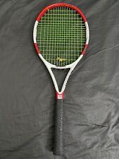Wilson Six One 95 BLX Tennis Racquet ***SIZE 4 3/8***