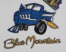 XL * NOS w/tag vtg 90s BLUE MOUNTAIN band t shirt * 67.72