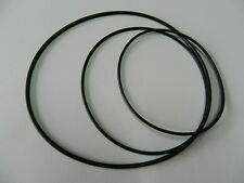 Riemensatz Grundig Tonband TK 55 Rubber Drive Belt Kit