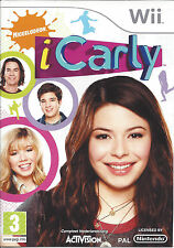 I CARLY for Nintendo Wii - with box & manual - PAL