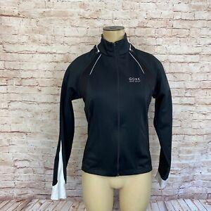 Gore Bike Wear Womens S Windstopper Softshell Jacket Shirt Convertible Zip Off