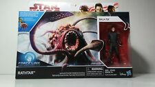 Star Wars Force Link-activated Rathtar and Bala-Tik figure