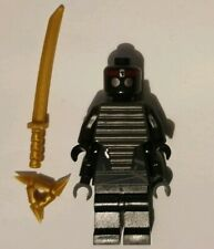 Genuine Lego TMNT tall foot soldier robot Minifigure complete from 79122 tnt036