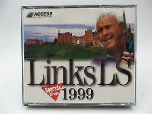 Links LS 1999 - PC Game Software - 4 Discs & Jewel Case