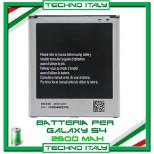 BATTERIA PER SAMSUNG PER i9505 GALAXY S4 2600mAh CAPACITA' ORIGINALE
