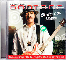 Santana she's not there the Best Hits of santana CD neuf emballage d'origine