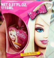 Barbie girls fragrance parfume 15ml dermatologically tested eau de toilette