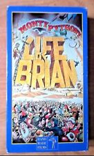 Monty Python'S Life Of Brian Vhs / British Comedy Cult Classic 1997