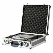 Wooden Performance & DJ Flight Cases with Carry Handle