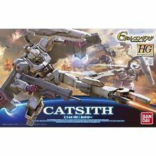 Bandai Hg 1/144 Catsith Model Kit Reconguista In G from Japan
