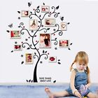 Photo Family Tree Removable Wall Decals Sticker Vinyl Mural Room Home Decor DIY
