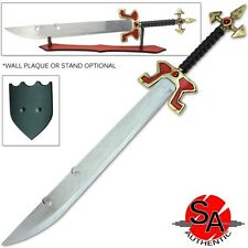 League of Ninjas Master of Samurai Arts Ancient Katana Legend Cosplay Sword