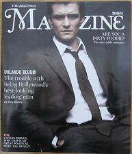 Orlando Bloom - Times Magazine – 29 March 2014