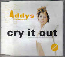 Addys-Cry It Out cd maxi single 8 tracks
