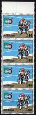 #727 - Repubblica - Striscia 90 lire Giro d'Italia, 1967 - Nuovi / Varietà
