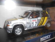 NV185215 by NOREV RENAULT SUPERCINQ GT TURBO 1989 #17 1:18