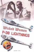 Bombshell Decals 1/48 P-38 LIGHTNING WICKED WOMEN Wicked Woman & Virginia Marie