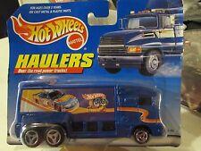 Hot Wheels Haulers Over the Road Power Trucks! Hot Wheels