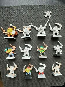 Long Drong Slayer's Dwarf Pirates x12 Citadel Dogs of War Regiment of Renown 199