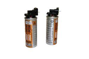 Brennstoff Paslode Gas mini 4 Stück für Paslode Haftennagler Klammergeräte NEU