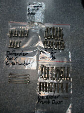 Defender 90 110 3 Door Stainless Steel Bolt Set Kit up to 2007