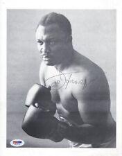 Joe Frazier Certified Authentic Autographed Signed 8x11 Photo PSA/DNA COA T19772