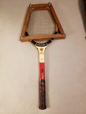 Vintage Spalding World Contender Tennis Racquet
