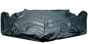 1983-1993 Ford Mustang Convertible Top Well Liner - Brand New!