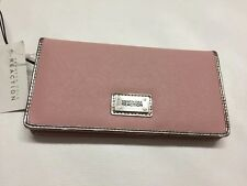 NWT Kenneth Cole Reaction Slim Clutch In Blush. 112513/S16B