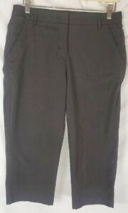"Puma Golf Women's Size 8 Cropped Pants 31"" Waist"
