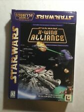 Star Wars X-Wing Alliance Pc Game In Box Totally Games Lucas Arts