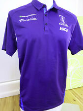 FREMANTLE DOCKERS  2017 players   POLO SHIRT   MENS SIZE LARGE