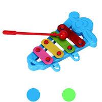 1Pc Child Kid Baby 4-Note Xylophone Toy Wisdom Development Musical Instrument
