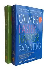 Calmer Easier Happier Parenting and Boys by Noel Janis-Norton Help Advice New