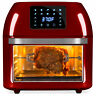 BCP 16.9qt 1800W 10-in-1 XXXL Air Fryer Countertop Oven, Rotisserie, Dehydrator