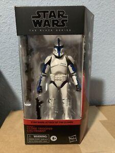 Star Wars Black Series Clone Trooper Lieutenant figure Walgreens exclusive