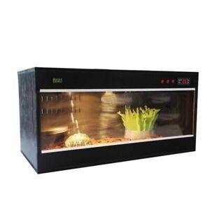Reptile enclosure, Reptile Tank , Reptile vivarium, 100x40x40cm  with Thermostat