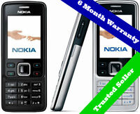 (ORIGINAL) Nokia 6300 Mobile Cell Phone Package | Unlocked | 12 Month Warranty