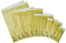 Braune Luftpolsterumschläge Umschlag Luftpolstertaschen Versandtaschen 1A-10K
